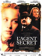 The Secret Agent - French Movie Poster (xs thumbnail)