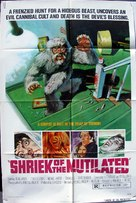 Shriek of the Mutilated - Movie Poster (xs thumbnail)