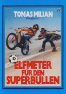 Delitto a Porta Romana - German Movie Poster (xs thumbnail)