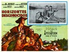 The Far Horizons - Mexican Movie Poster (xs thumbnail)