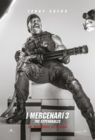 The Expendables 3 - Italian Movie Poster (xs thumbnail)