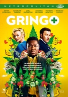 Gringo - French DVD movie cover (xs thumbnail)