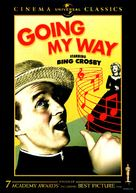 Going My Way - DVD movie cover (xs thumbnail)