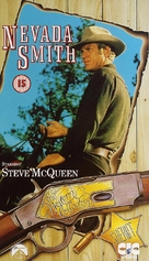 Nevada Smith - British VHS cover (xs thumbnail)