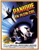 Mayday at 40,000 Feet! - French Movie Poster (xs thumbnail)