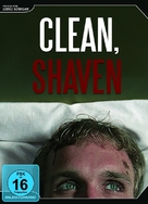 Clean, Shaven - German Movie Cover (xs thumbnail)