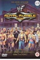 WWE Royal Rumble - British DVD movie cover (xs thumbnail)