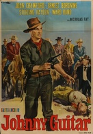 Johnny Guitar - Italian Movie Poster (xs thumbnail)
