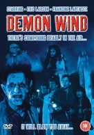 Demon Wind - British DVD cover (xs thumbnail)