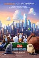 The Secret Life of Pets - Turkish Movie Poster (xs thumbnail)