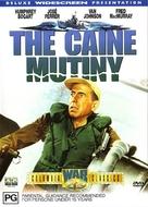 The Caine Mutiny - Australian DVD cover (xs thumbnail)