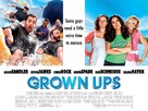 Grown Ups - British Movie Poster (xs thumbnail)