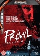 Prowl - British DVD cover (xs thumbnail)