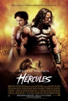 Hercules - Mexican Movie Poster (xs thumbnail)