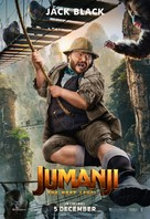 Jumanji: The Next Level - Malaysian Movie Poster (xs thumbnail)