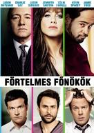 Horrible Bosses - Hungarian DVD cover (xs thumbnail)