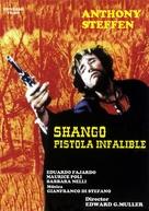 Shango, la pistola infallibile - Spanish DVD movie cover (xs thumbnail)