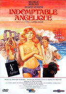 Indomptable Angèlique - French Movie Cover (xs thumbnail)