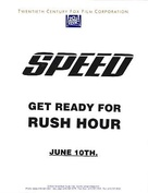 Speed - Movie Poster (xs thumbnail)
