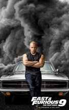 Fast & Furious 9 - Malaysian Movie Poster (xs thumbnail)