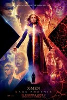 Dark Phoenix - British Movie Poster (xs thumbnail)