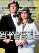 """""""Remington Steele"""" - Movie Poster (xs thumbnail)"""