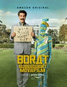 Borat Subsequent Moviefilm: Delivery of Prodigious Bribe to American Regime for Make Benefit Once Glorious Nation of Kazakhstan - Movie Poster (xs thumbnail)