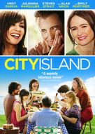 City Island - DVD cover (xs thumbnail)