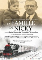 Nicky's Family - French Movie Poster (xs thumbnail)