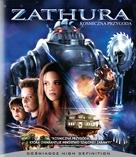 Zathura: A Space Adventure - Polish Blu-Ray movie cover (xs thumbnail)
