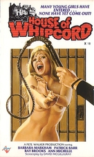 House of Whipcord - British VHS cover (xs thumbnail)