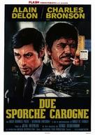 Adieu l'ami - Italian Movie Poster (xs thumbnail)
