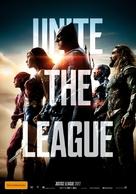 Justice League - Australian Movie Poster (xs thumbnail)