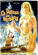 Mondo cannibale - French Movie Poster (xs thumbnail)