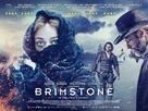 Brimstone - British Movie Poster (xs thumbnail)