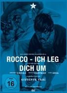 L'ultimo killer - German Movie Cover (xs thumbnail)