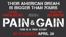 Pain & Gain - Logo (xs thumbnail)