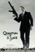 Quantum of Solace - Movie Poster (xs thumbnail)