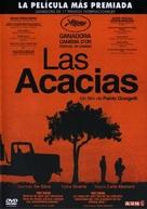 Las acacias - Argentinian Movie Cover (xs thumbnail)