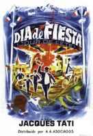 Jour de fête - Argentinian Movie Poster (xs thumbnail)