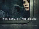 The Girl on the Train - British Movie Poster (xs thumbnail)