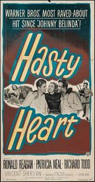 The Hasty Heart - Movie Poster (xs thumbnail)