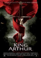 King Arthur - German poster (xs thumbnail)