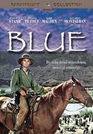 Blue - Polish DVD cover (xs thumbnail)