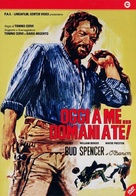 Today We Kill Tomorrow We Die - Italian DVD cover (xs thumbnail)