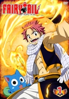 """Fairy Tail"" - Japanese DVD cover (xs thumbnail)"