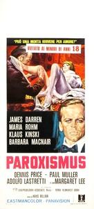 Paroxismus - Italian Movie Poster (xs thumbnail)