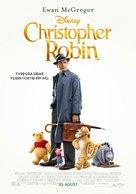 Christopher Robin - Icelandic Movie Poster (xs thumbnail)