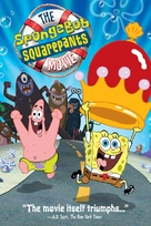Spongebob Squarepants - DVD movie cover (xs thumbnail)