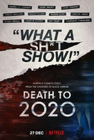 Death to 2020 - Movie Poster (xs thumbnail)